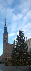 Gdańska choinka 2014